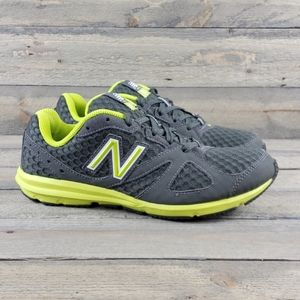 Women's New Balance Running 360 Shoes Grey/Lime 7